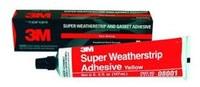 3M 08001 Gasket Adhesive/Sealant Yellow Liquid 5 fl oz Tube