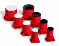 3M 6PICD Plastic Fire Barrier Cast-In Device - 6 in Width - 051115-16539
