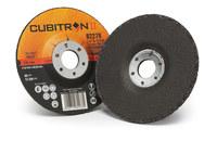 3M Cubitron II Ceramic Aluminum Oxide Cut & Grind Wheel - 36 Grit Very Coarse - 5 in Diameter - 7/8 in Center Hole - Thickness 1/8 in - 82278