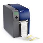 Brady BBP 72 Desktop Label Printer Barcode Capability Single Color - 5 in/sec - 300 dpi - BBP72-34L