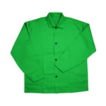 West Chester Ironcat 7050 Green Medium Irontex Welding & Heat-Resistant Jacket - 1 Pockets - 662909-004260