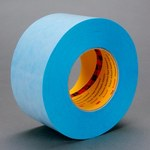3M R9999 Blue Splicing & Core Starting Tape - 60 mm Width x 55 m Length - 6.5 mil Thick - Repulpable Paper Liner - 07336
