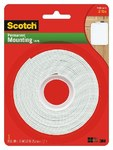 3M Scotch 112L Foam Mounting Tape - 1 in Width x 125 in Length - 25381