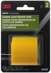 3M 03442 Amber Repair Automotive Tape - 1 1/2 in Width x 60 in Length