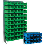 "Wall Mounted Panel Rack, 18"" x 19"" - 1 EACH PER CASE"