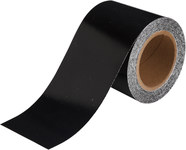 Brady B-946 Black Pipe Banding Tape - 4 in Width - 30 yd Length - 36316