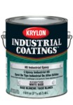Krylon Industrial Coatings K0380 Black Epoxy - Liquid 1 gal Pail - Accelerator (Part A) 1:1 Mix Ratio - 02440
