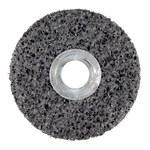 3M Scotch-Brite CS-UW Unitized Silicon Carbide Medium Deburring Wheel - Very Coarse Grade - Arbor Attachment - 12 in Diameter - 1 1/4 in Center Hole - 1 in Thickness - 09009