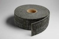 3M Scotch-Brite WW-RL S/C Silicon Carbide SC Deburring Roll - Ultra Fine Grade - 4 in Width x 30 ft Length - 04096