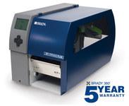 Brady Bradyprinter BP PR300+-PPR Desktop Label Printer with Peel & Present - Single Color - 9.8 in/sec - 300 dpi - BP-PR300+-PPR