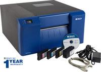 Brady J5000 Multi-Color Ink-Jet Desktop Label Printer - 8 1/4 in Max Label Width - 148704