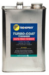 Techspray Turbo-Coat Lacquer Thinner - Liquid 1 gal Can - 2110-G