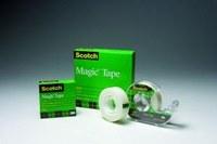3M Scotch 810 Magic Clear Office Tape - 3/4 in Width x 1296 in Length - 07378