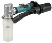 56739 .7 hp 7 Degree Offset Die Grinder, Central Vacuum