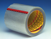 3M Scotch 356 Clear Label Protection Tape - 1.6 mil Thick - 04274