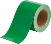 Brady B-946 Green Pipe Banding Tape - 4 in Width - 30 yd Length - 36290