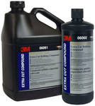 3M Perfect-It Green Polishing Compound - P3000 Grit - Ultra Fine Grade - 1 qt - 06070