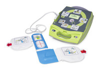 Zoll AED Plus Fully Automatic Defibrillator - 8000-004007-01