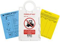Brady Forkliftag Kit - FLT-ETSH9A