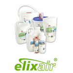 Elixair SkyWipes 602-5R 58444 Surface Cleaning - Wipe 200mm x 320mm Container
