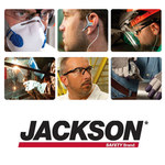 Jackson Safety F10 PET Face Shield Window - Bulk - 711382-06974