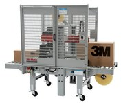 3M 800R 3M-Matic Tape Case Sealer - 19 Cases Per Minute - 2 in Tape compatibility - Max Box Size 20 in W x 25 3/8 in H - Automatic Adjustability - 051111-07238