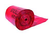 Justrite Red Liner - 24 in Width - 33 in Length - 697841-00019