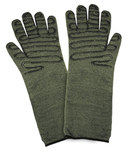 PIP 43-859 Green Large Kevlar/Preox Hot Mill Glove - 17 in Length - 616314-55966