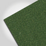 Wilson Green Canvas Welding Curtain - 6 ft Width - 4 ft Length - 036000-37454
