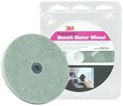 3M Scotch-Brite IP-IP Deburring Wheel - 6 in Diameter - 07744