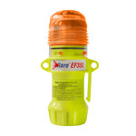 PIP E-Flare 939-HZ530 Yellow Safety Beacon - (4) x AA Alkaline Battery Powered - 5.7 in Height - 1.6 in Overall Diameter - 616314-96877