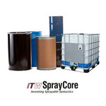 Spraycore 6000 White Coring/Bulk Print Blocker - Liquid Drum - 103201