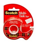 3M Scotch 25 MultiTask Office Tape - 3/4 in Width x 650 in Length - 65811