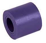 Weiler Telescoping Plastic Adapter For Use With 1 in Non-Woven Convolute Wheel - 04440