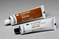3M Scotch-Weld 3535 Two-Part Base & Accelerator (B/A) Off-White Urethane Adhesive - Paste 2 fl oz Kit - 20887