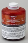 Loctite 277 Threadlocker Red Liquid 1 L Bottle - 27743