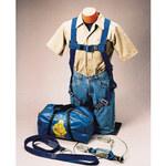 Miller 9650 Fall Protection Kit - Kevlar/Nomex Webbing - 6 ft Length - 612230-14170