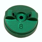 3M 91-071-8 Aluminum Standard Air Cap - Size 8 - 90163