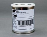 3M Scotch-Weld 1469 Cream One-Part Epoxy Adhesive - 1 qt - 19949
