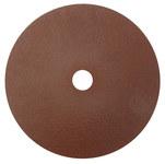 Weiler AL-tra CUT Aluminum Oxide Deburring Disc - Very Coarse Grade - Arbor Attachment - 7 in Diameter - 7/8 in Center Hole - 59862
