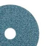 Dynabrade Deburring Disc - Coarse Grade - Arbor Attachment - 4 1/2 in Diameter - 7/8 in Center Hole - 78340