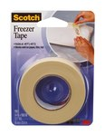 3M Scotch 178 Freezer Tape - 3/4 in Width x 1000 in Length - 01035