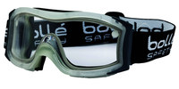 Bolle Safety Duo 254-DU-400 Universal Polycarbonate Standard Safety Goggle Clear Lens - Indirect Vent - 549172-77895