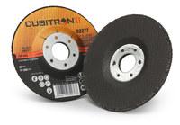 3M Cubitron II Ceramic Aluminum Oxide Cut & Grind Wheel - 36 Grit Very Coarse - 4 in Diameter - 5/8 in Center Hole - Thickness 1/8 in - 82277