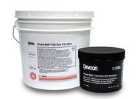 Devcon DFense Blok 13307 Gray Ceramic Epoxy - Putty 9 lb Pail - 2:1 Mix Ratio - 11350