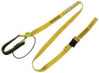 DBI-SALA ExPlorer Yellow Foot Loop - Adjustable up to 1.8 m Length - 840779-10334