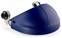 3M 82502-00000 Blue Thermoplastic Face Shield Headgear - 078371-82502
