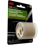 3M 03439 Clear Repair Automotive Tape - 1 1/2 in Width x 115 in Length