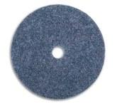 3M Scotch-Brite GB-DH Ceramic Deburring Disc - Coarse Grade - Hook & Loop Attachment - 4 1/2 in Diameter - 7/8 in Center Hole - 60333