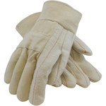 PIP 94-928 Off-White Universal Cotton Hot Mill Glove - 10.6 in Length